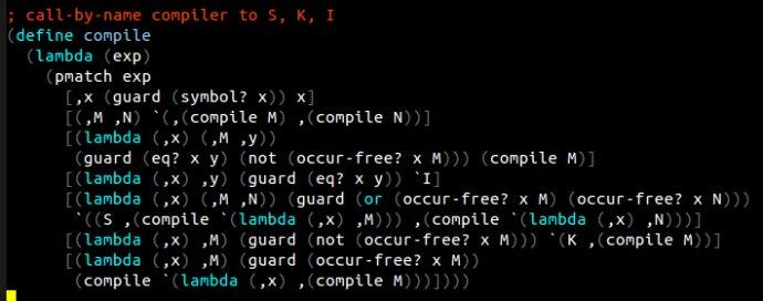 Scheme 编程环境的设置